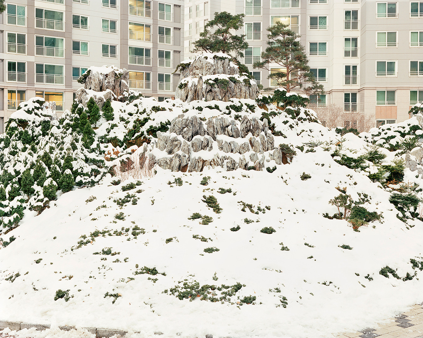Mt. Hwaak 2, Seoul, December 2012