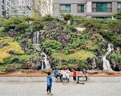 Xi, Seoul, July 2020