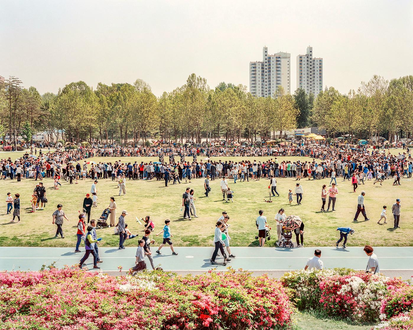 Boramae Park, Seoul, May 2019