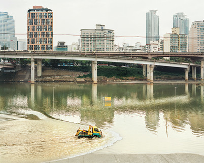 Tow Truck, Seoul, August 2020