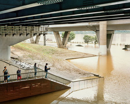 Underpass, Seoul, August 2020