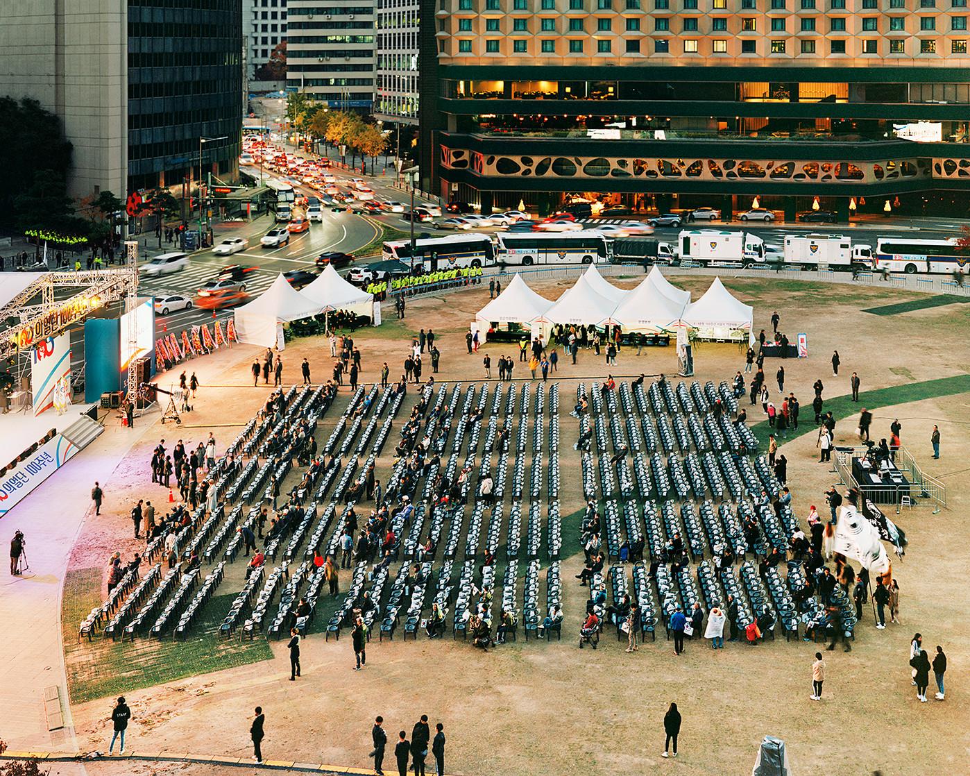100th anniversary of the Eui-yeol-dan, Seoul, November 2019
