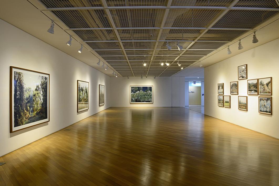 [풍경의 목록], 송은아트큐브, 2015