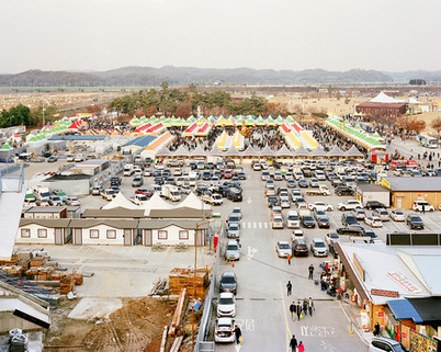 Jangdankong Festival, Paju, November 2019