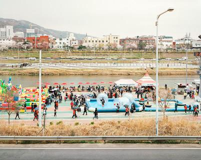 Dongdaemun Festival, Seoul, April 2016