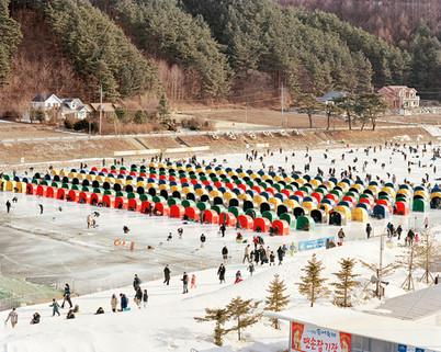Pyeongchang Festival, Pyeongchang, January 2019