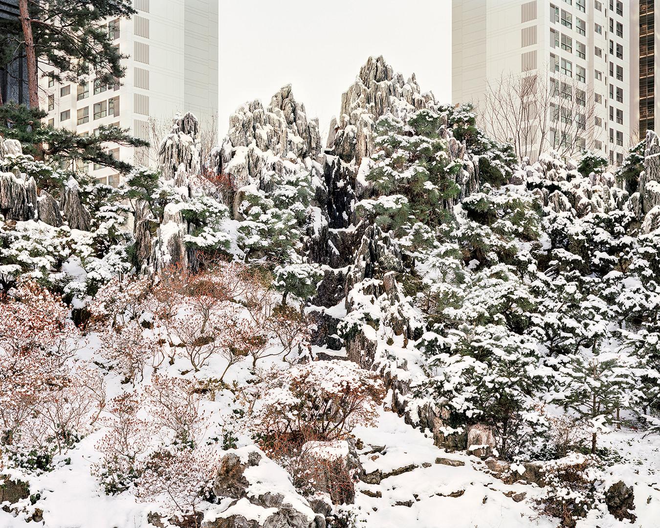 Mt. Geumgang 1, Seoul, January 2011