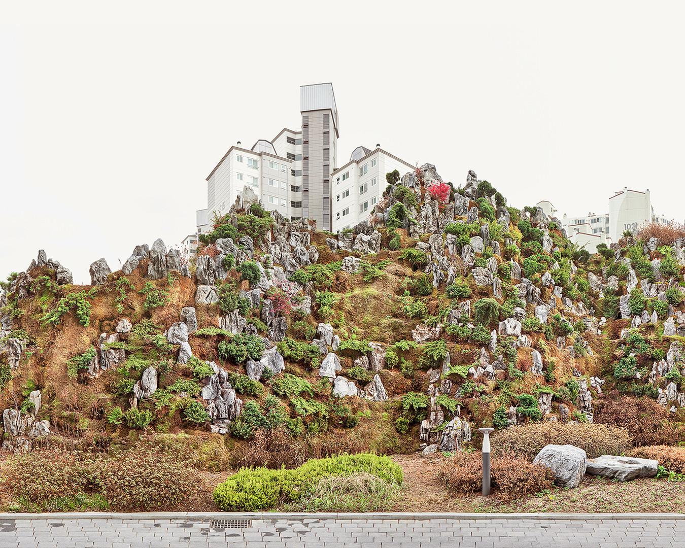 Mt. Samgak 1, Seoul, October 2011
