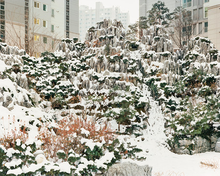 Mt. Hwaak 4, Seoul, December 2012