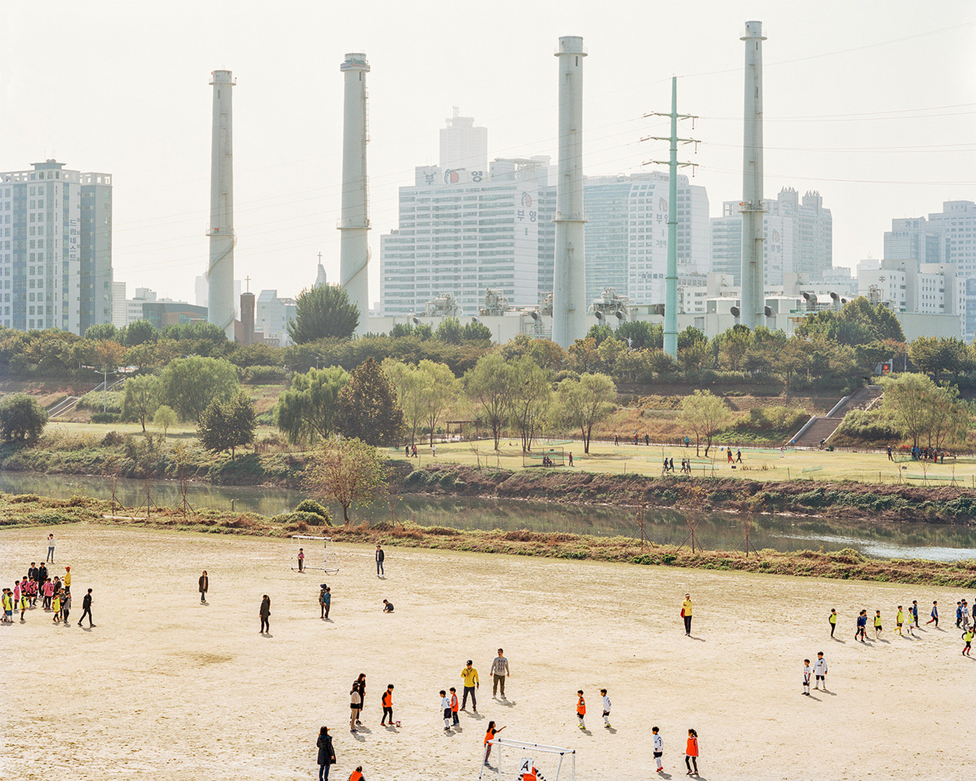 Youngrongyi Park, Seoul, August 2018