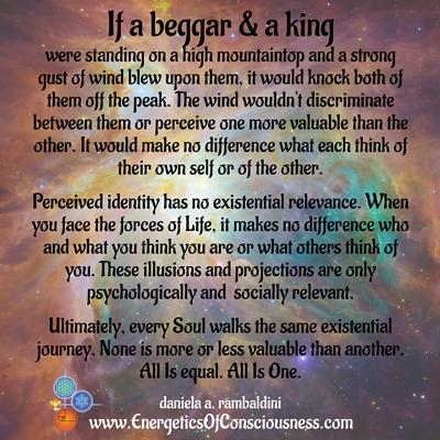 A Beggar & A King