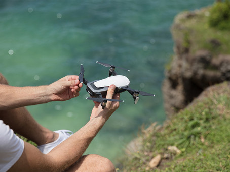 DJI's New Mavic Air Lets You Fly Higher