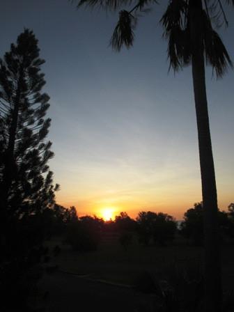 Sunset Sunrise - Endings and Beginnings