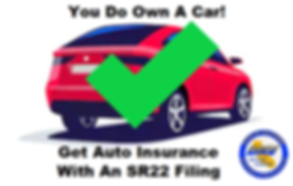 Get a SR22 Insurance Quote