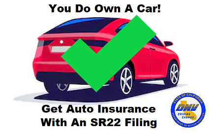 SR22 Insurance California