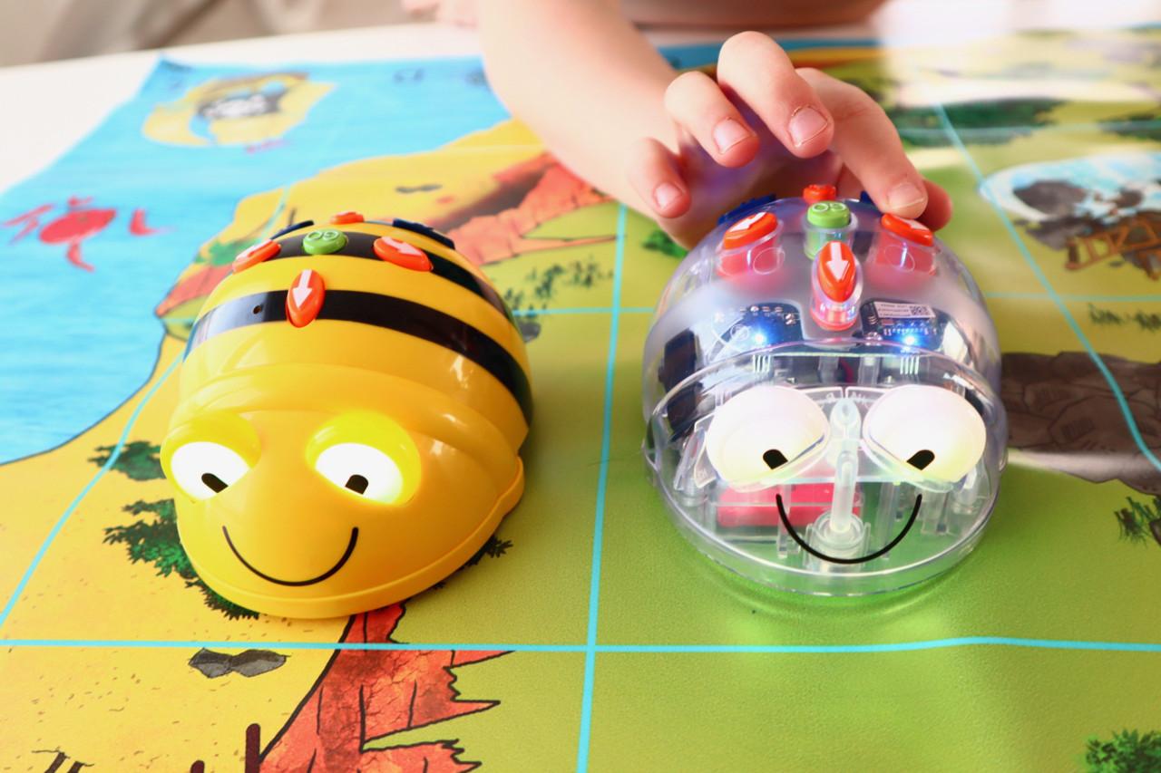 Bee-Bots / Blue-Bots