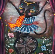 Circus Firebreathing kitty.jpg
