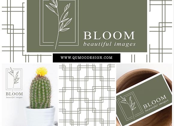 Bloom Mini Branding Kit