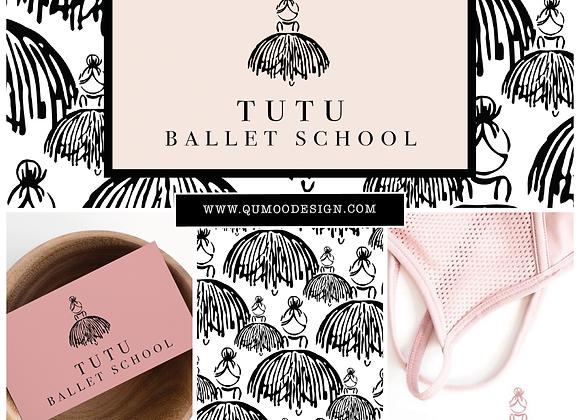 Ballet Mini Branding Kit