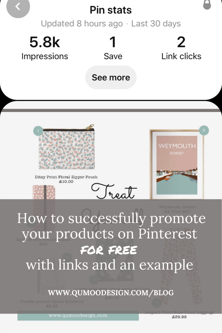 How to successfully promote your products on Pinterest for free ...