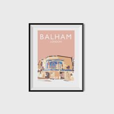 Balham, London