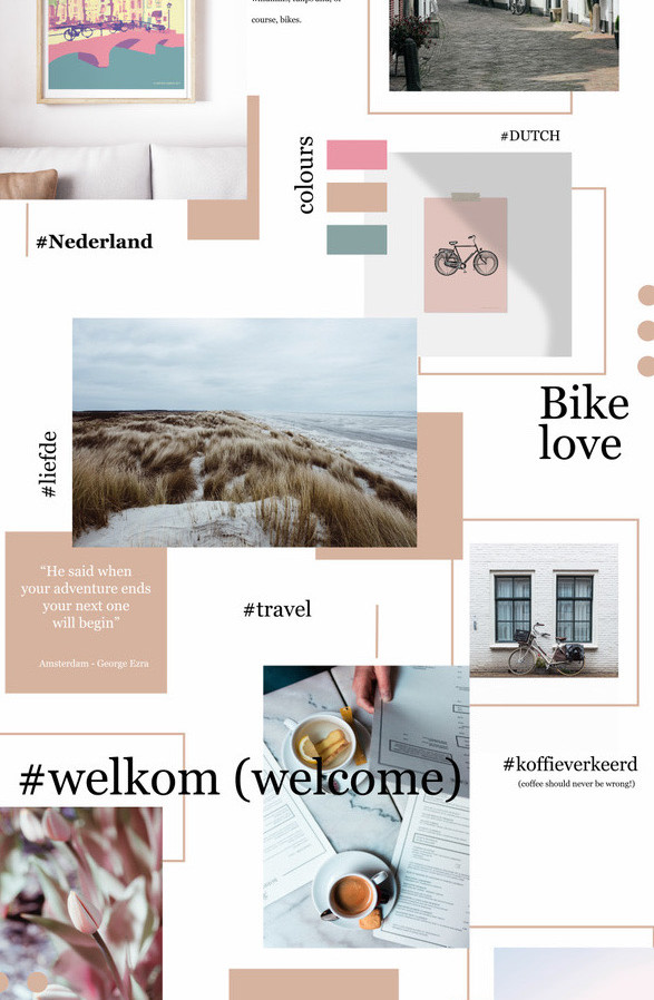 Mood Board Netherlands