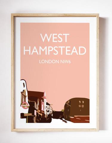West Hampmstead, London NW6