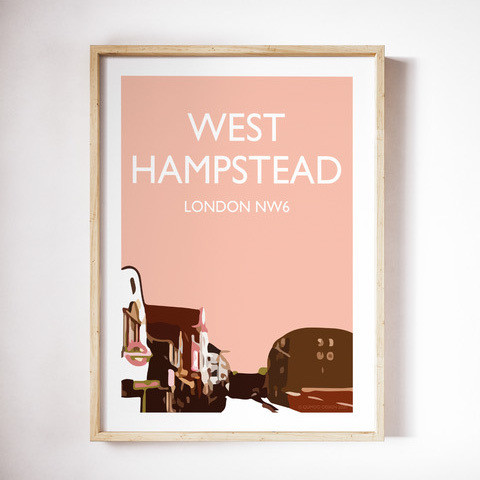 West Hampmstead, London NW6