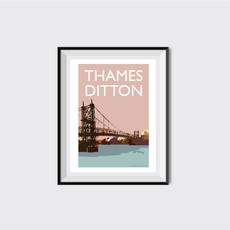 Thames Ditton, London