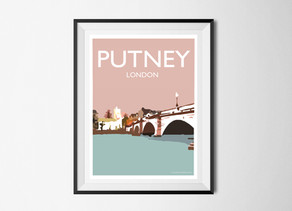 5 London themed gifts