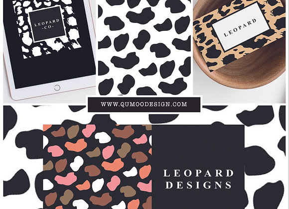 Leopard Mini Branding Kit