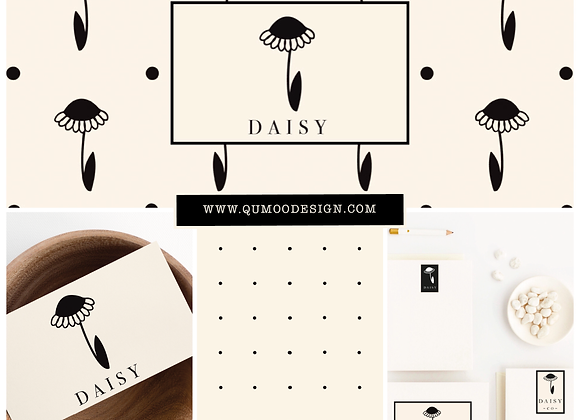 Daisy Mini Branding Kit