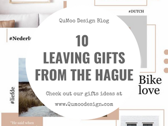 10 Leaving Gifts from The Hague, The Netherlands