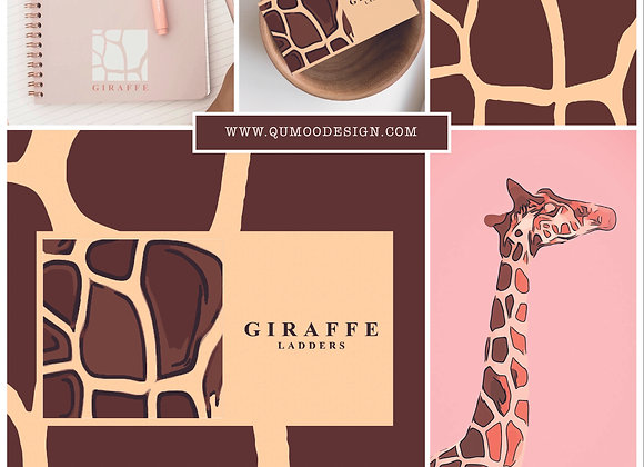 Giraffe Mini Branding Kit
