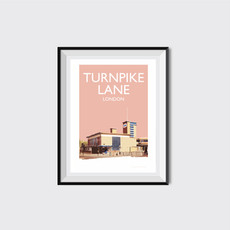 Turnpike Lane, London