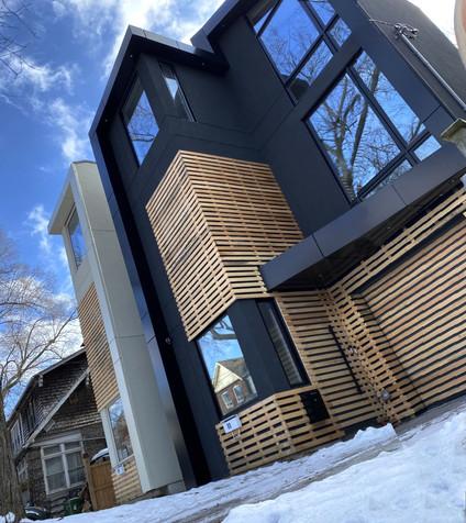 ACM + Wood Design