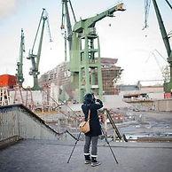 Melissa Decaire au Chantier Naval de Gdansk par Michal Szlaga