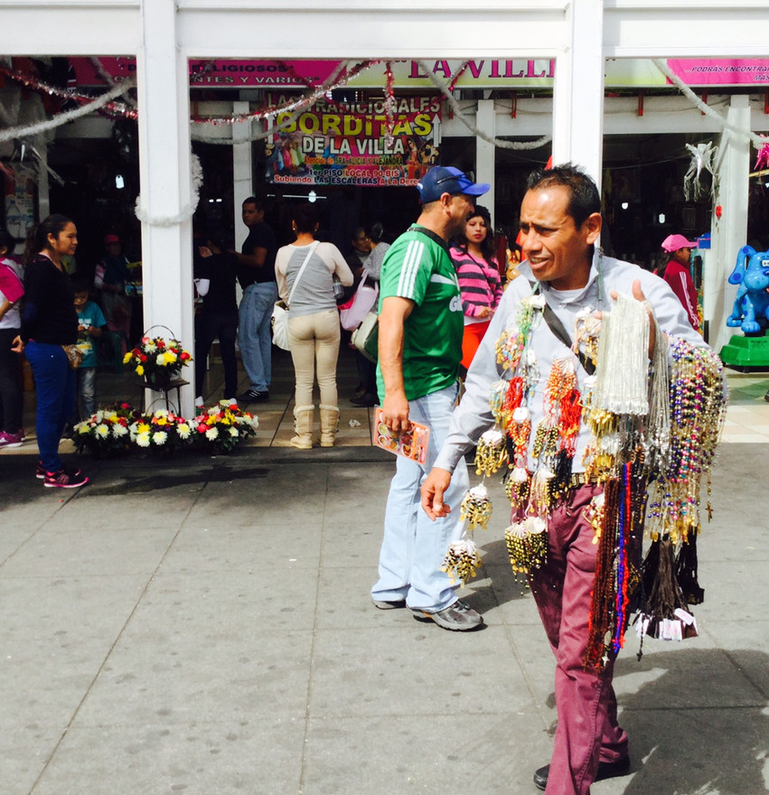 Santuario de Nuestra Señora de Guadalupe Mexico