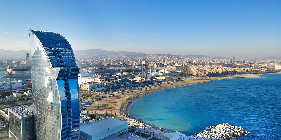 World Conference in Barcelona 10.-12.4.19