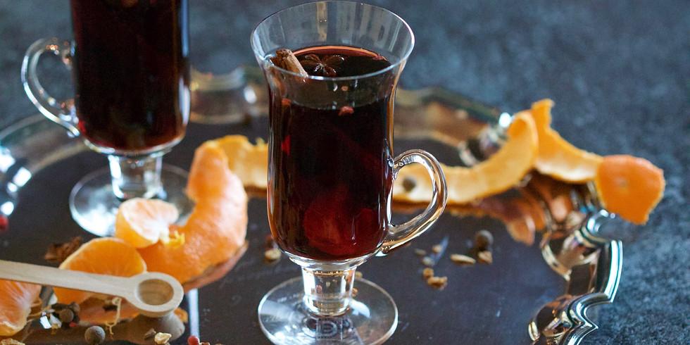 Christmas Drinks with Ambassador to Denmark