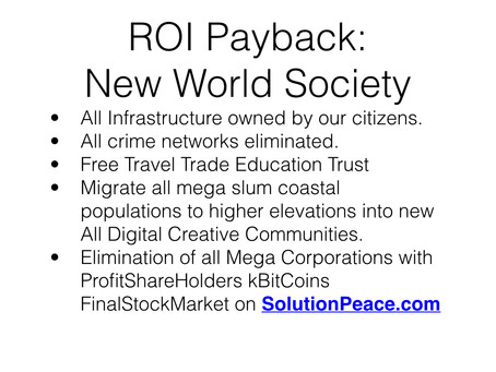 solutionHousing.org creates SolutionPeace.org forever.