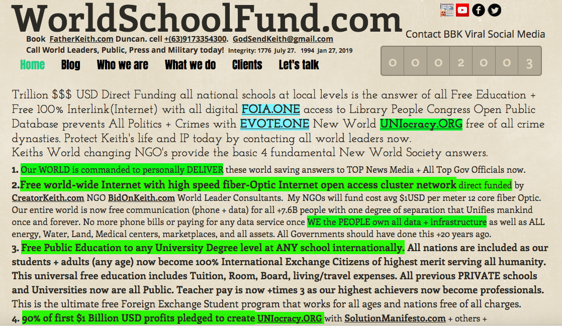 BBK20190127-WorldSchoolFund-ScreenShot
