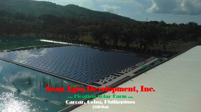 SeanAgroDevelopment_126Kw-FloatingSolar.