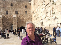 JerUSAlem Temple Wailing Wall for Al