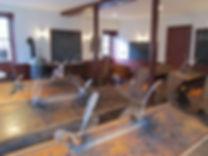 Bullet Hill School Interior