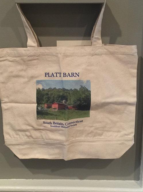 Platt Barn Tote Bag