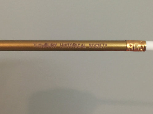 Southbury Historical Society Pencil