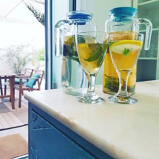 Lisbon Dreams Guest House Kitchen Tea