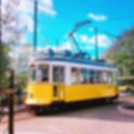 The iconic trams of Lisbon 😊 #lisbondre