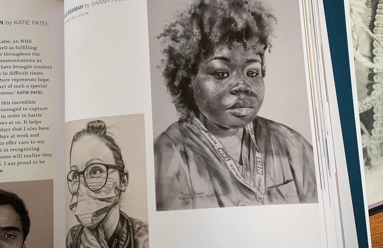 Portrait of Dorcas Boamah
